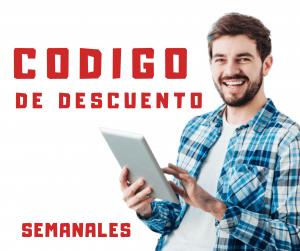 CUPONES DE DESCUENTO