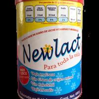 bote leche newlact