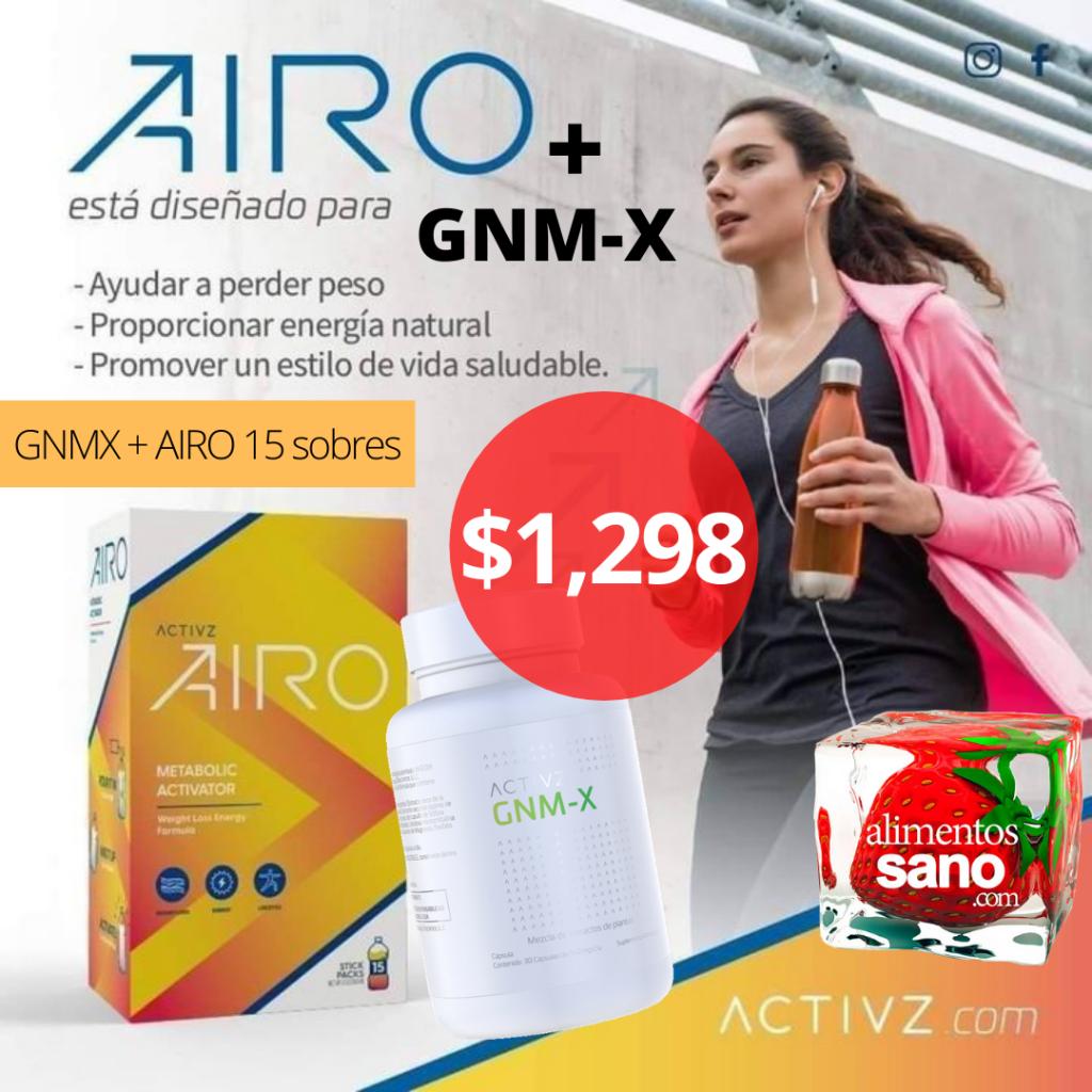 Duo GNM-X +AIRO