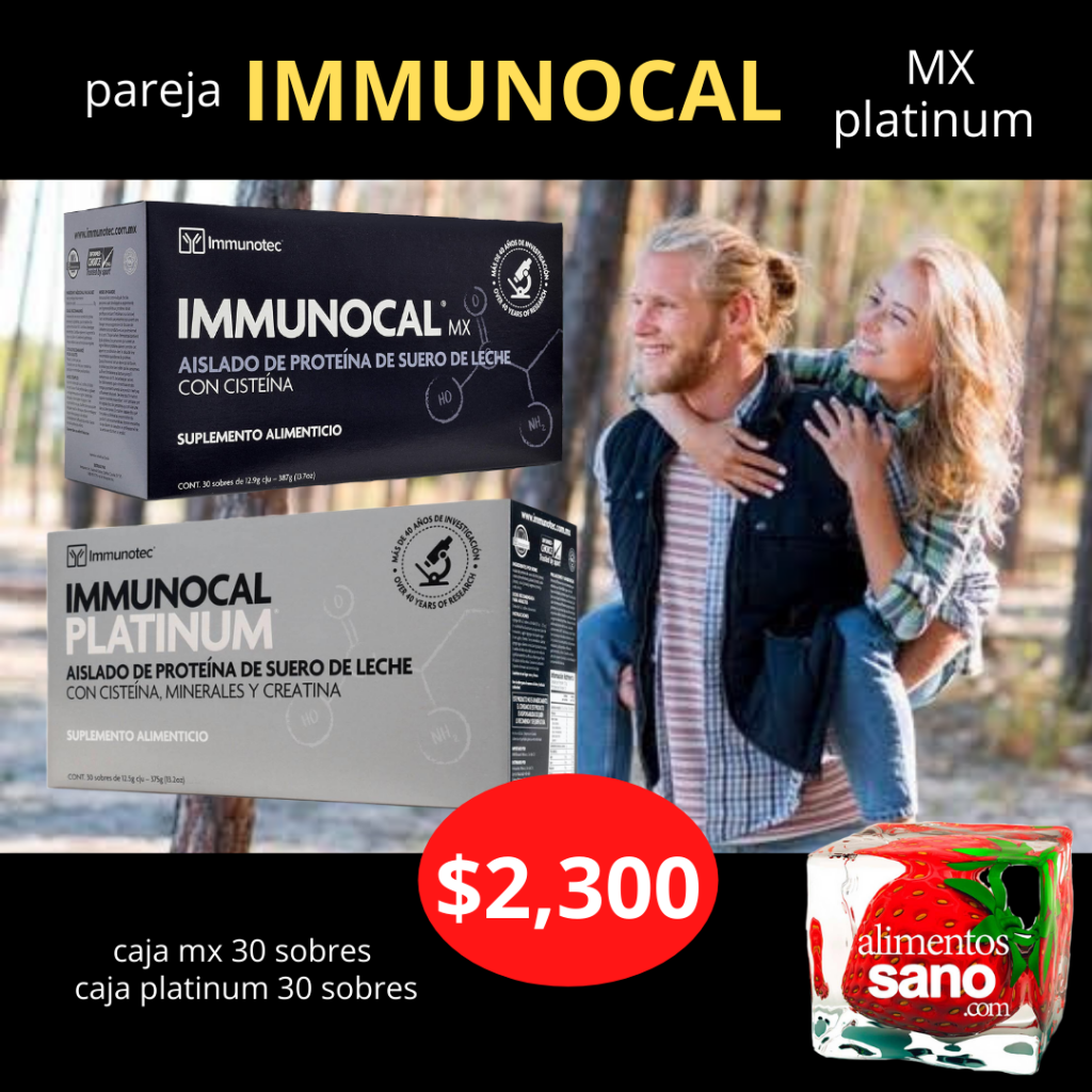 distribuidor immunocal