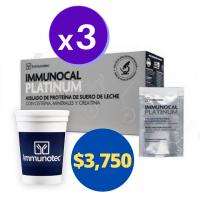 immunocal platinum paquete abundancia