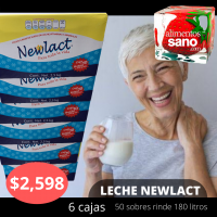 leche newlact caja