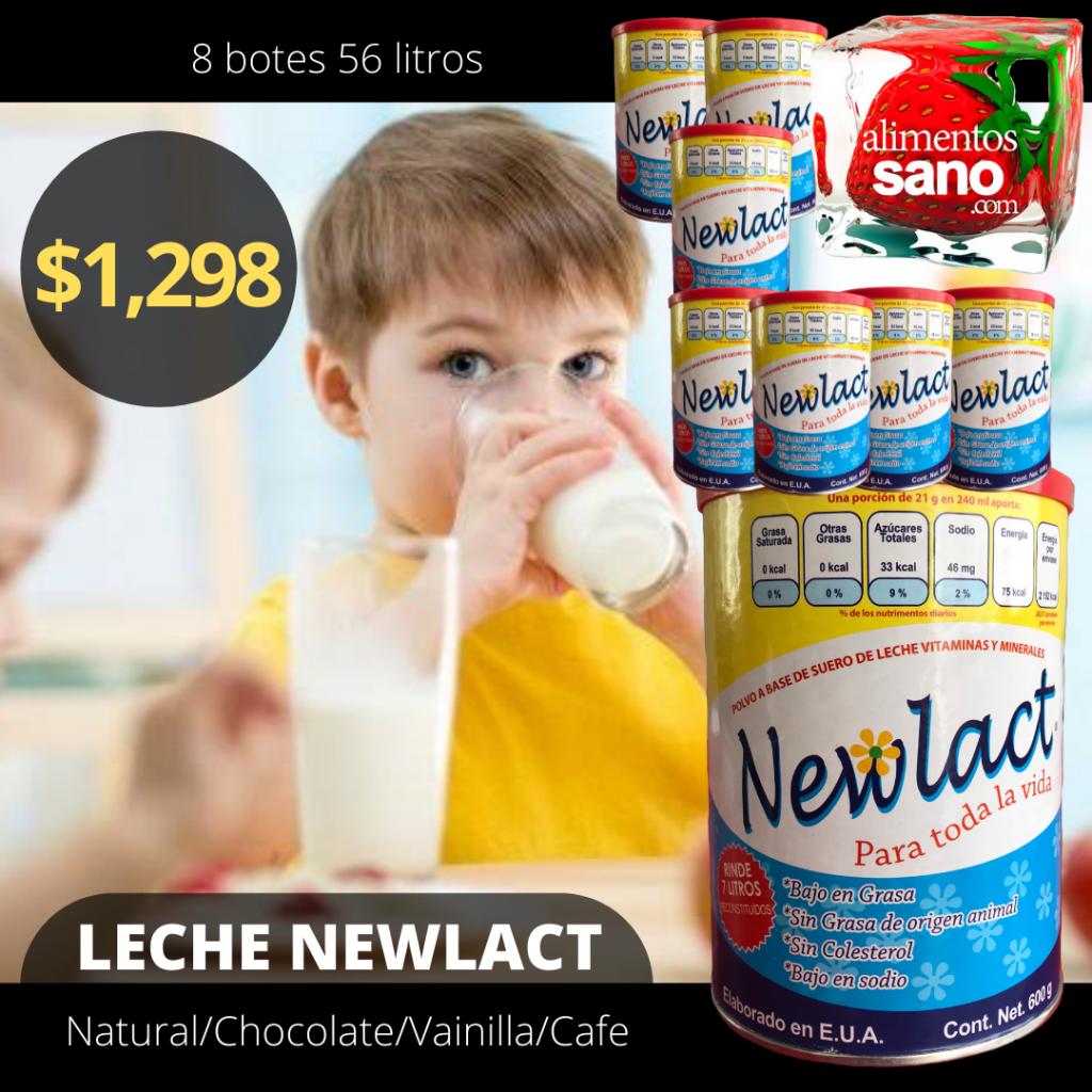 leche newlact mejor precio